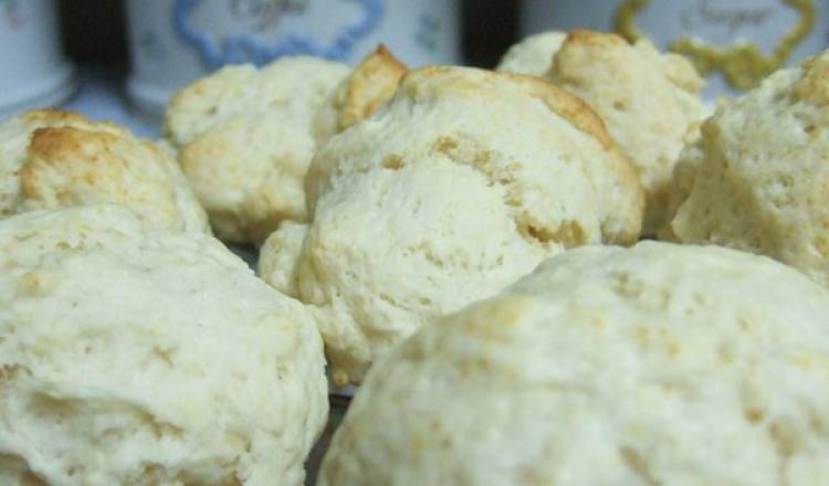 Basic British Scones