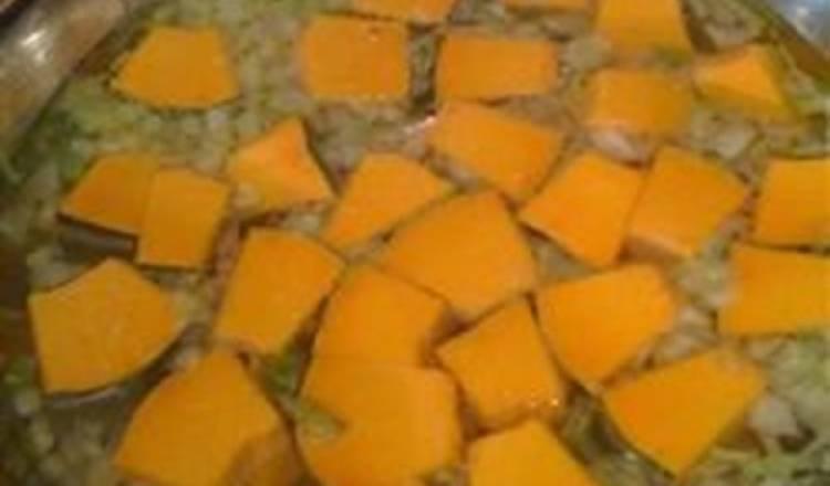 Irish Pumpkin Potage