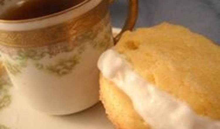 Cream Tea Cakes