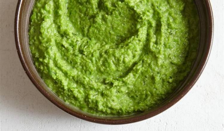 Mashed Peas