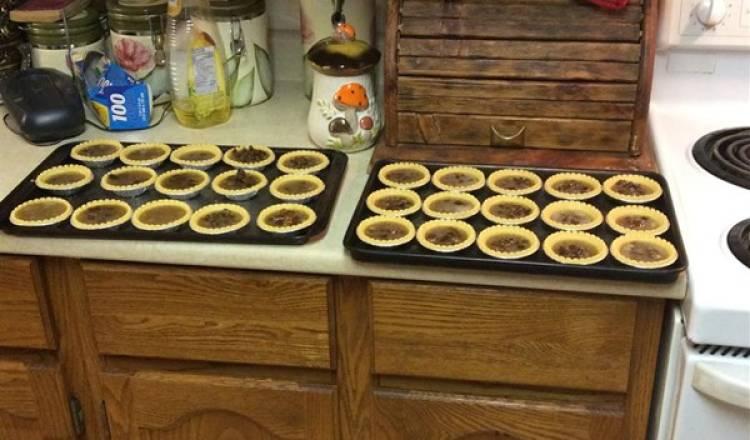 Mom's Butter Tarts
