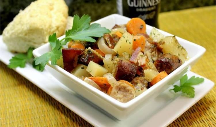 Sausage Coddle