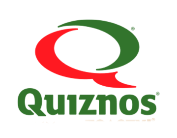 Quiznos adresses in Bluewater' Kent