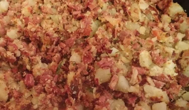 Chef John's Corned Beef Hash