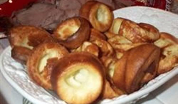 Classic Yorkshire Pudding