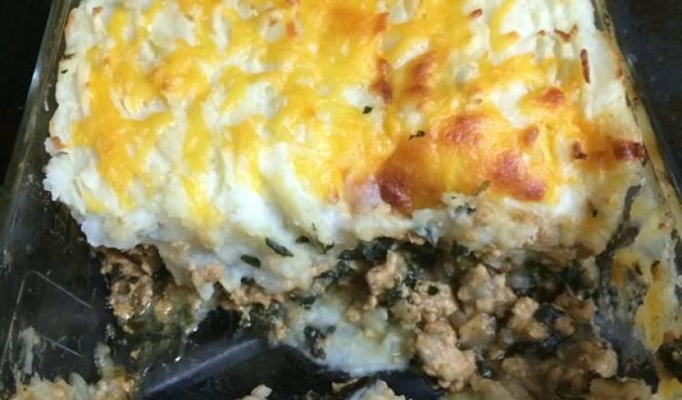 Linda's Irish Shepherd's Pie