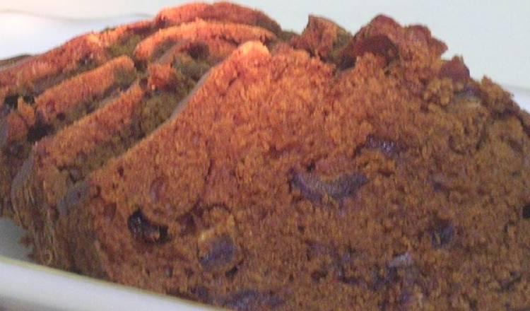 Date Loaf Cake
