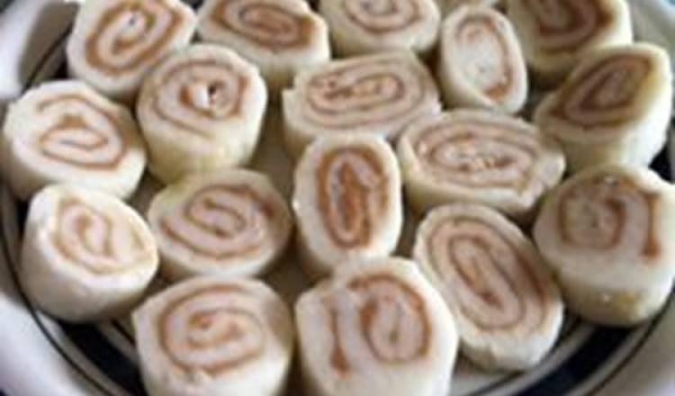 Irish Peanut Butter Potato Candy