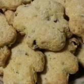 Irish Soda Bread Cookies