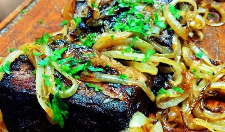 Irish Steaks