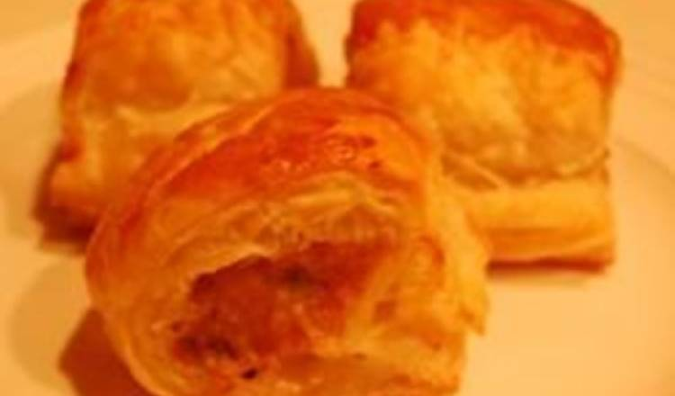Mark's English Sausage Rolls