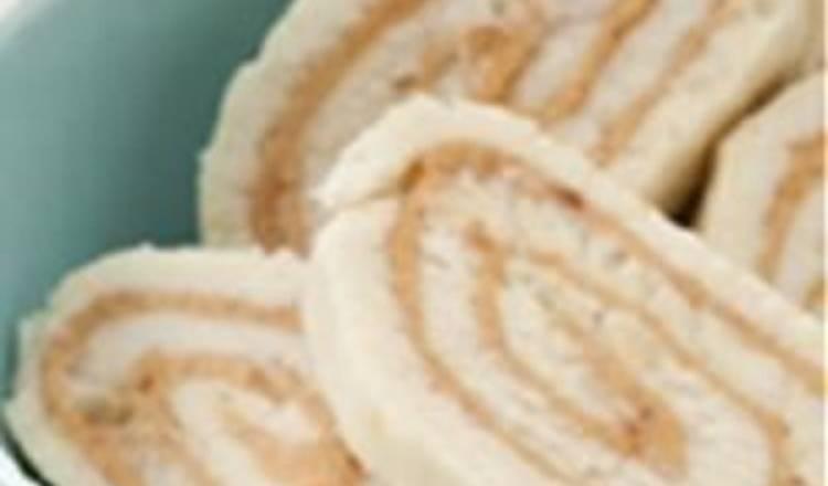 Peanut Butter Potato Candy