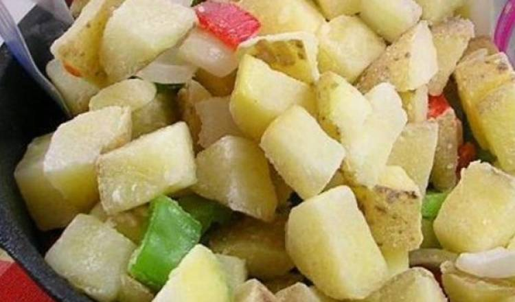 Striker's Potatoes O'Brien