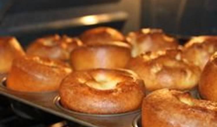 Sky High Yorkshire Pudding