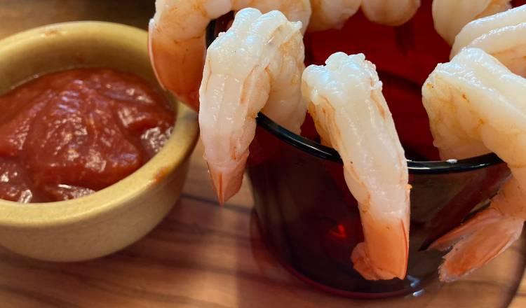 Chef John's Shrimp Cocktail