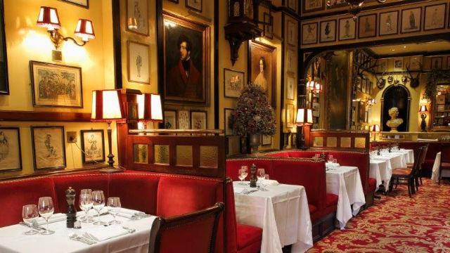 Best Britain and London restaurants